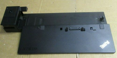 Lenovo ThinkPad Basic Dock SD20A06044 04W3954 No AC Adapter